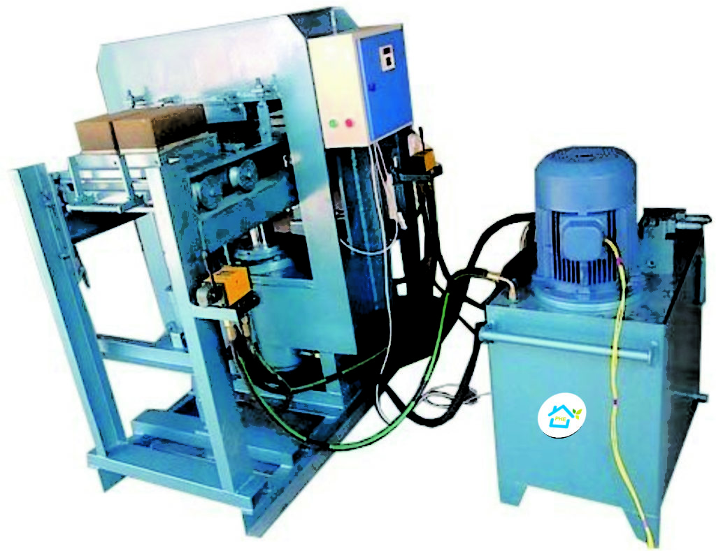 Semi Automatic Brick/Paver Making Machine