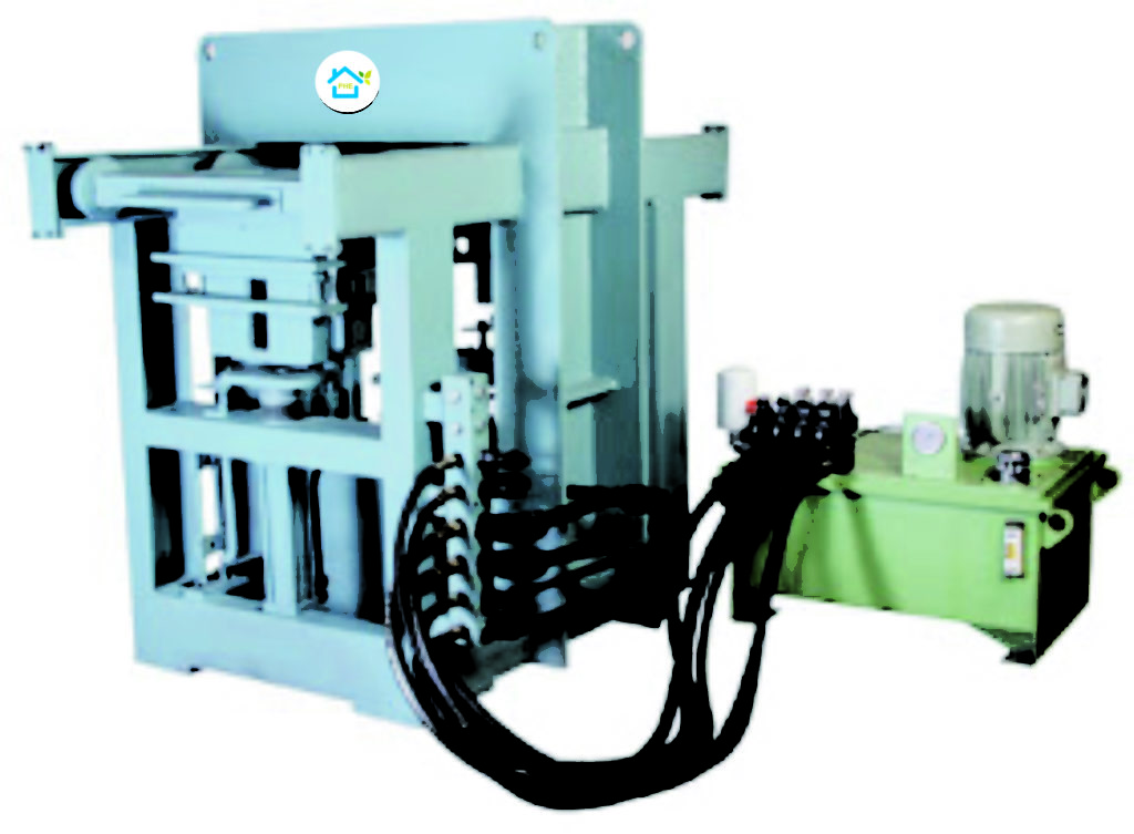 Manual Automatic Brick / Paver Making Machine